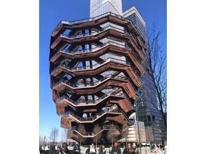 マンハッタンの新名所 ハドソンヤードとハイライン