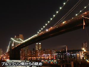 夜景ざんまいツアー ~マンハッタンの夜景を満喫します~